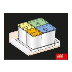 KIT 4 CUBOS ALTO 300MM M-60