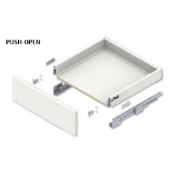 KIT CAJON 86 BLANCO PUSH OPEN