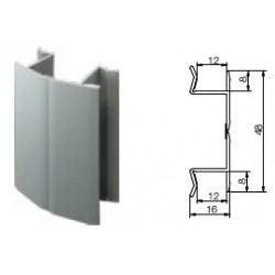 RINCON ESQUINA FLEXIBLE PVC 150MM