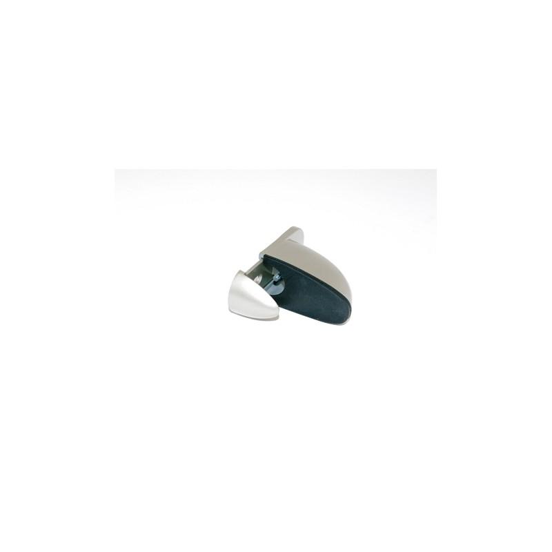 Pinza para zocalo aluminio 1000 herrajes y perfiles for Zocalos de aluminio para muebles de cocina