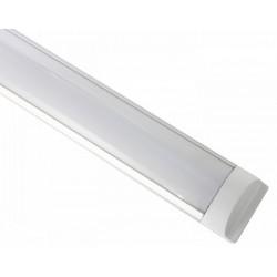 REGLETA LED SLIM 6000K 60 CM 220V-18W