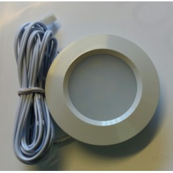 FOCO LED ENCASTR.6000K ø55 3W IP20 BLANCO